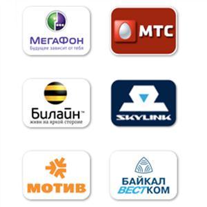 Операторы сотовой связи Шаблыкино