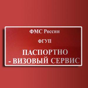 Паспортно-визовые службы Шаблыкино