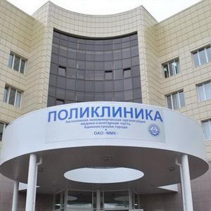 Поликлиники Шаблыкино