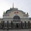Железнодорожные вокзалы в Шаблыкино