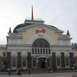 Железнодорожные вокзалы Шаблыкино